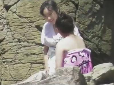 海の日盗撮vol.05-3