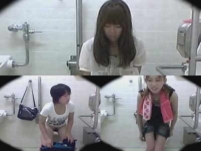 トイレ覗き‼vol.04-1