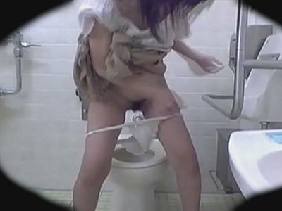 トイレ覗き‼vol.09-4