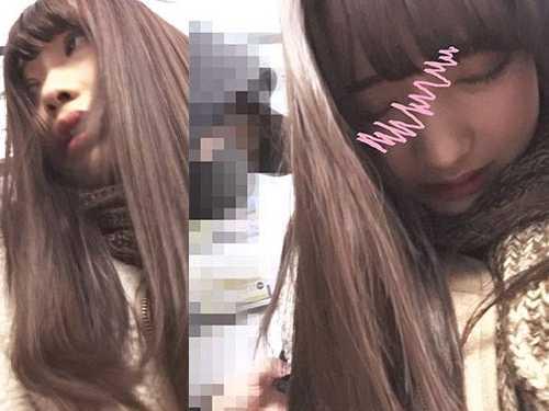 路線バス痴漢動画18-4