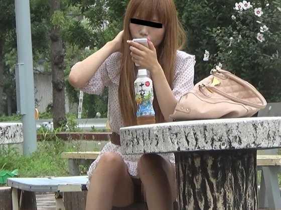 ノーパン変態娘嫌がらせ記録BEST1-9