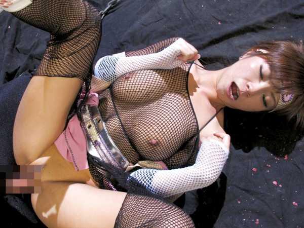 女忍者くノ一 松すみれ-10