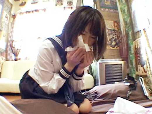 初めての口内発射「マジ卍」-1
