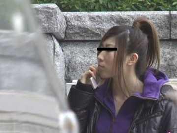 必撮 ワンピースめくり-4