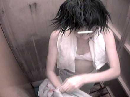 シャワールームは危険な香り File.02-3