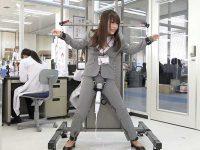SOD性科学ラボ!女子社員に10万回転の電マを当て続けたらどうなるか?