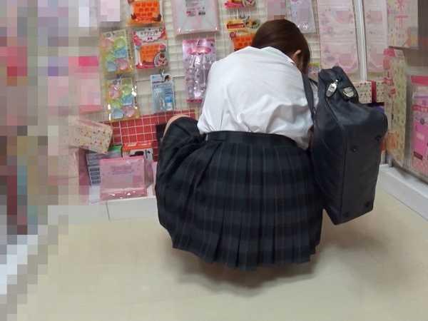女子校制服透視カメラ 6772-721-2