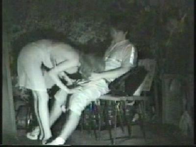 闇の仕掛け人 無修正版 Vol.1 公園ベンチの熱愛カップル①-6