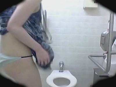 トイレ覗き‼vol.04-3