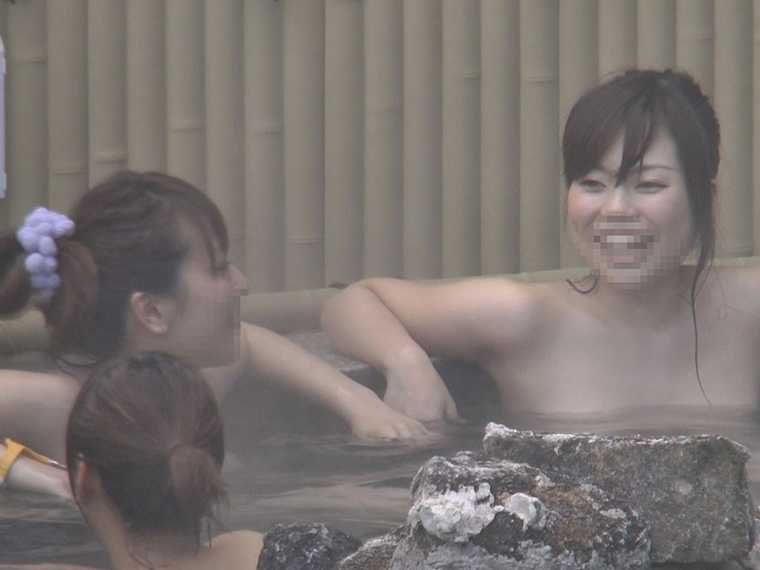 Aquaな露天風呂4