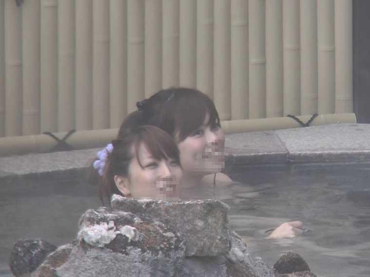 Aquaな露天風呂5