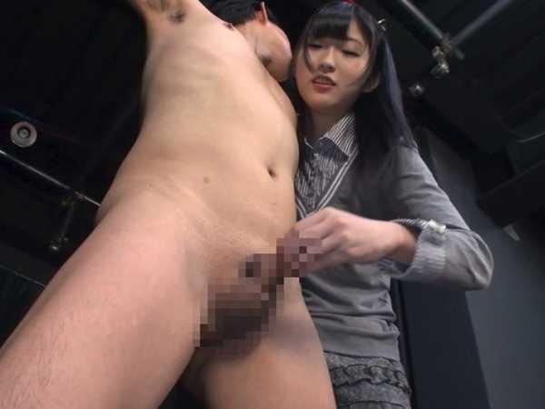 素人娘の悶絶手コキ責め2-9