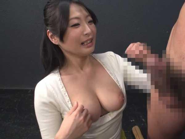 素人娘の悶絶手コキ責め1-6