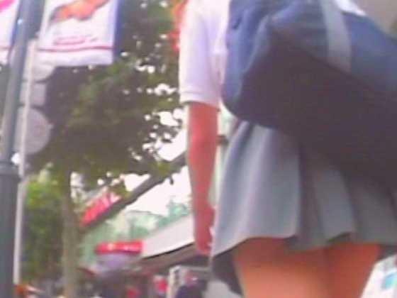東京パンチラ娘総集編3-4