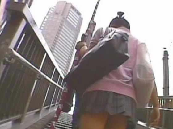 東京パンチラ娘総集編3-6