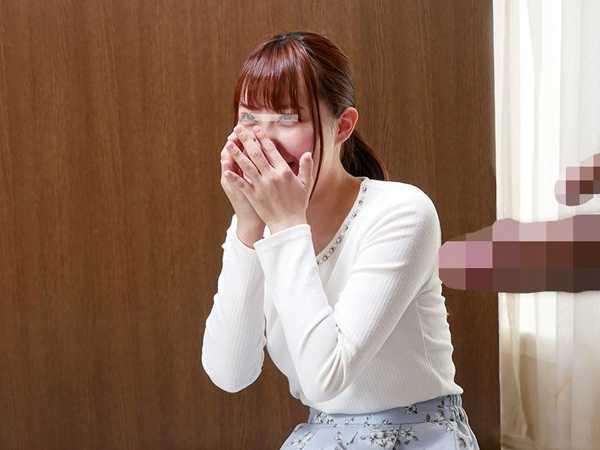 素人女子大生が無数に生えた壁ち○ぽの即ヌキに挑戦3-3