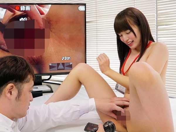 SOD女子社員全裸健康診断5