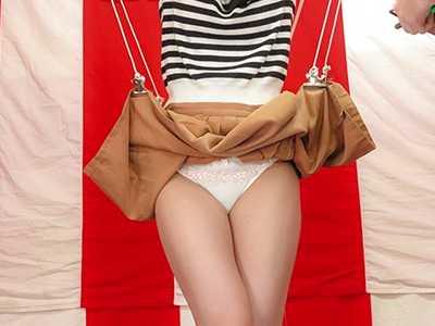 スカート巾着クイズタイムショック2-16