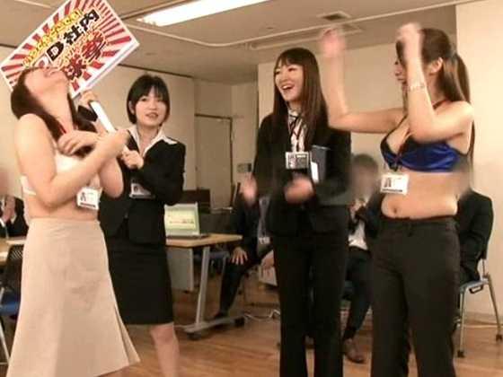 SOD女子社員社内スペシャル野球拳-3