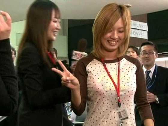 SOD女子社員社内スペシャル野球拳-10