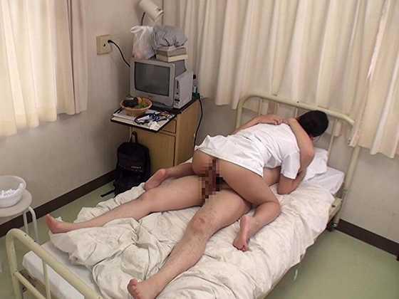 働く本物看護師に惚れちゃった一般男性患者がマジ告白3-2