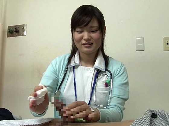 働く本物看護師に惚れちゃった一般男性患者がマジ告白-3