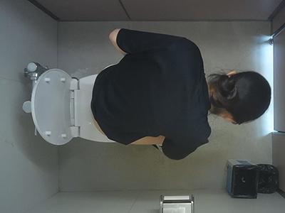 体育館の横のトイレ潜入vol.44-6