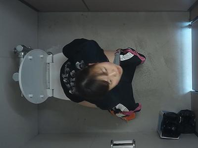 体育館の横のトイレ潜入vol.43-4